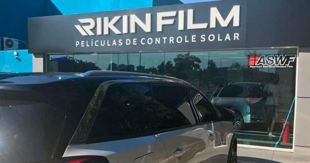 Tipos de insulfilm automotivo no Rio de Janeiro