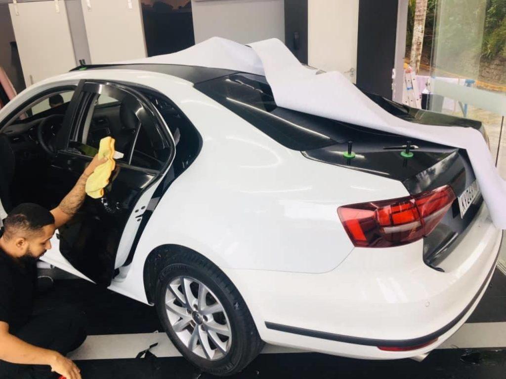envelopamento de carro preço e cores