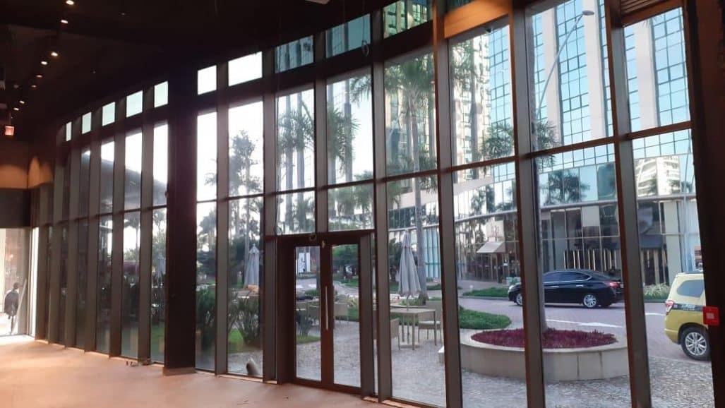 película decorativa para janela